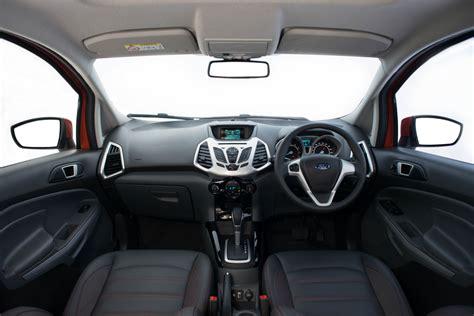 2014 ford ecosport interior previu ford ecosport 2014