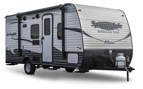 mini travel trailers summerland mini travel trailer