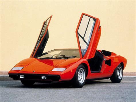1974?1978 Lamborghini Countach LP400 ?Periscopo