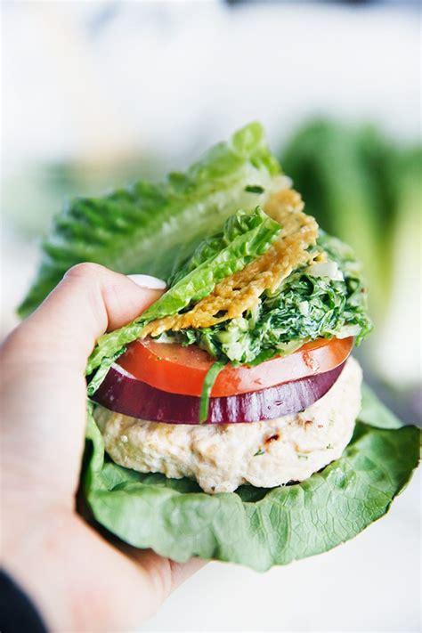 best ceasar salad recipe caesar salad burger recipe dishmaps