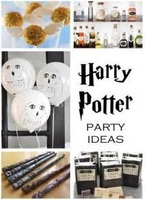 20 harry potter party ideas centsational