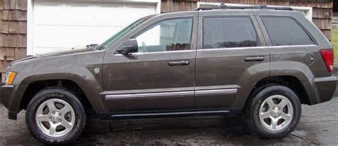 2005 Jeep Grand Cherokee Laredo 4x4 Jeep Colors