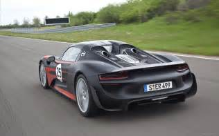 2015 Porsche Spyder Porsche 918 Spyder 2015 Widescreen Car Pictures 24