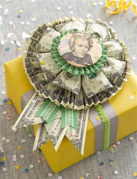 creative ways to give money as a gift and creative ways to give money as a gift noted list
