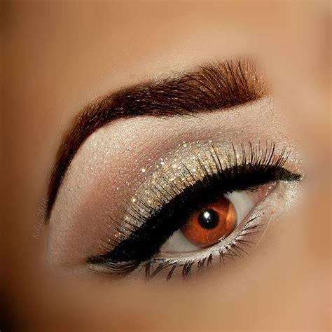 Eyeshadow Gold soft gold eye eye makeup