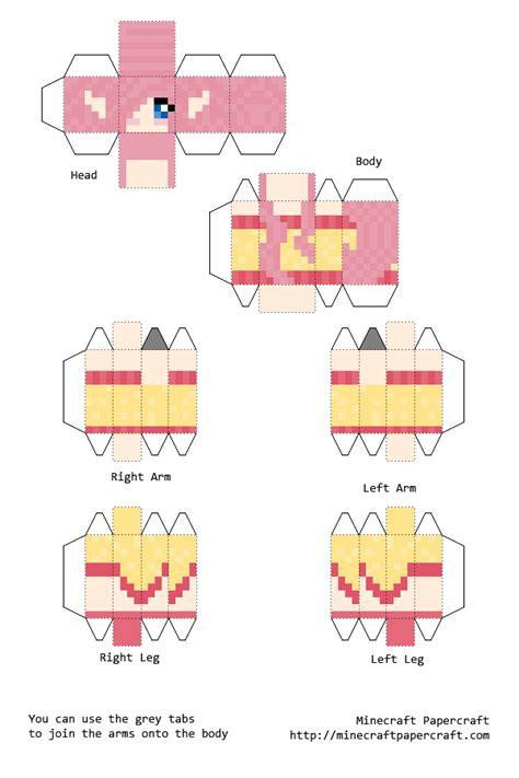 Papercraft Human - papercraft human fluttershy