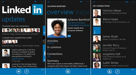 Mobile Linkedin How To Use The Linkedin Mobile App To Grow Your Marketing