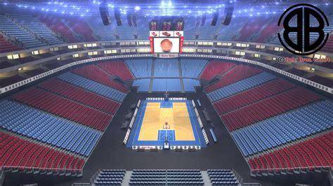 basketball arena basketball arena v2 3d model buy basketball arena v2 3d