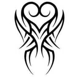 20 beautiful tribal heart tattoos only tribal