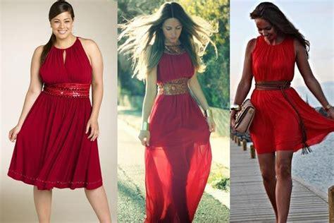 imagenes como decorar uñas te gusta el rojo aprende a combinar un vestido rojo con