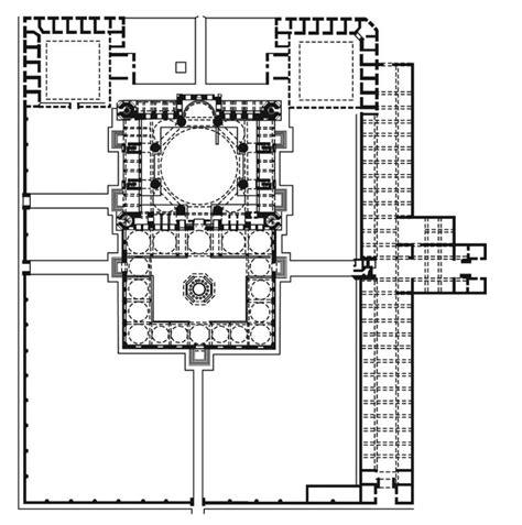 floor plan of mosque 100 floor plan of mosque islamic architecture