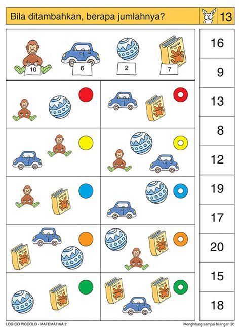Teril Berhitung Matematika Kelas 8 soal matematika anak tk dan kunci jawaban 2018