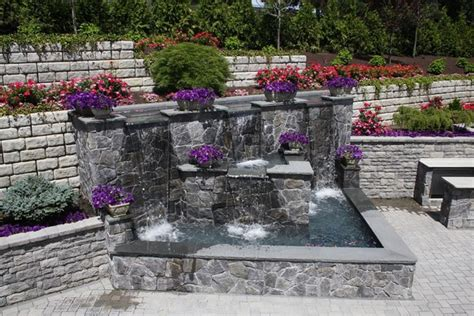 building a backyard water feature 41 inspiring garden water features with images planted well