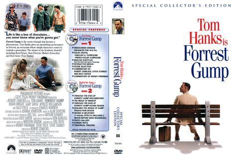film blu ray gratis italiano forrest gump 1994 ws ce r1 movie dvd cd label dvd
