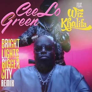 cee lo green feat wiz khalifa bright lights bigger city