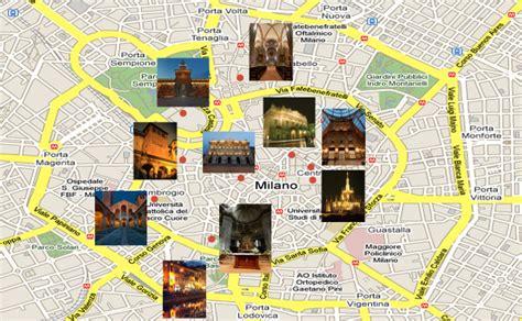 pavia mappa turistica cartina lucca con monumenti my