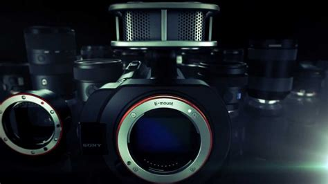 sony nex frame sony nex vg900 frame interchangeable lens camcorder