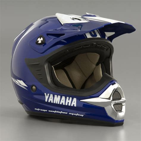 yamaha motocross helmet yamaha yx 5 off road helmet yamaha blue atv