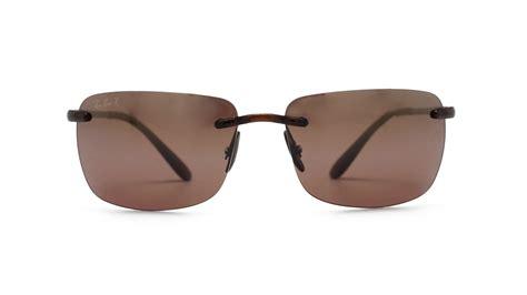 Tech Brown ban tech chromance brown rb4255 604 6b 60 15 polarized