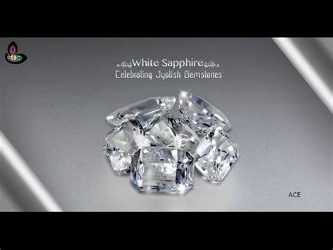 Hq White Sapphire Srilanka unheated white sapphire from sri lanka from lot