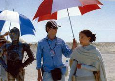 anthony daniels attack of the clones natalie portman star wars ii attack of the clones behind