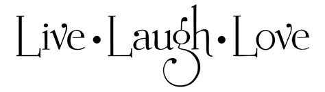 laugh live two and a vinyl cutter live laugh