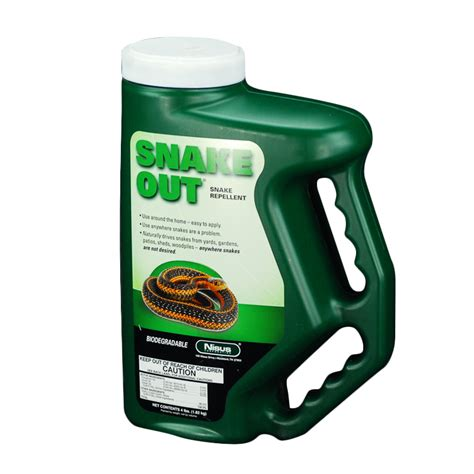 buy nisus snake out repellent 4 lbs to get rid of snakes at 29 75 pestmall