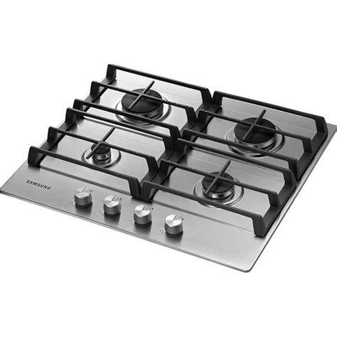 piano cottura in acciaio piano cottura a gas la germania futura 60 p640 1 e9 x