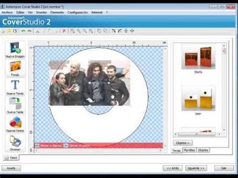 ashoo cover studio 2 full tutorial para crear descargar programa para imprimir caratulas de cd y dvd