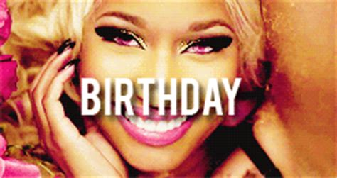 Nicki Minaj Birthday Quotes Nicki Minaj Birthday Tumblr
