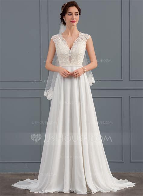 kain tafeta bridal bridal sattin a linie princess linie v ausschnitt sweep pinsel zug