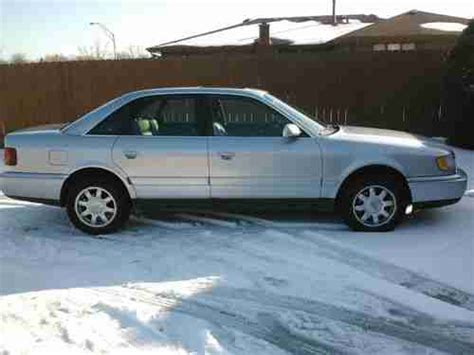 auto air conditioning service 1996 audi a6 transmission control sell used 1996 audi a6 2 8 quattro sedan all wheel drive 1994 1995 1997 a4 needs work in orland