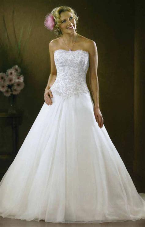 imagenes de vestidos de novia sencillos y bonitos im 225 genes de vestidos bonitos de novia