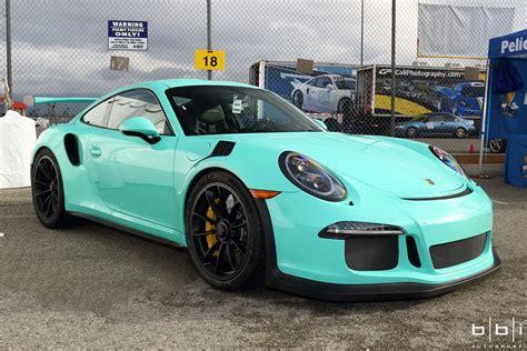 Porsche 911 Farben by Porsche Exclusive Paint To Sle 911 Gt3 Rs The