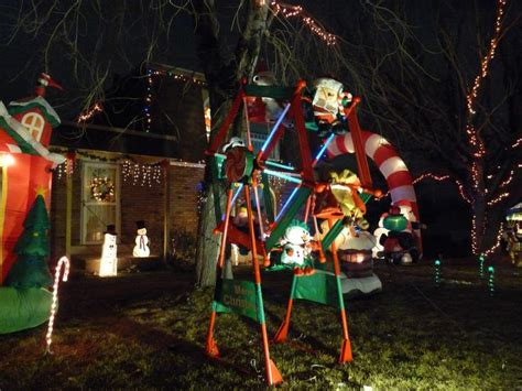 7 foot animated christmas ferris wheel not airblown