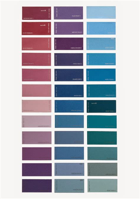 paint colors b q 28 b q paint color chart 104 236 161 39