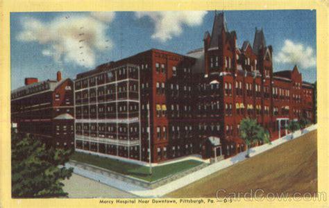 Mercy Hospital Detox Program Pittsburgh Pa by Mercy Hospital Near Downtown Pittsburgh Pa