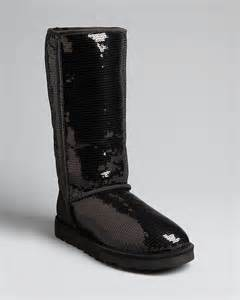 Ugg 174 australia shearling boots classic tall sparkles bloomingdale