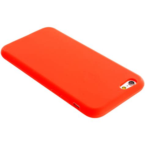 Soft Silikon Amerald Iphone 6 Plus 6 for apple iphone 6 plus 5 5 silicone rubber soft skin cover accessory ebay