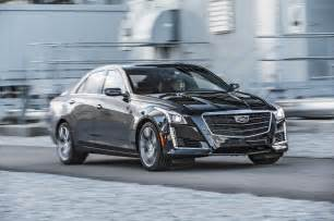 Cadillac Ctv S 2016 Cadillac Cts V Sport Premium Test Review