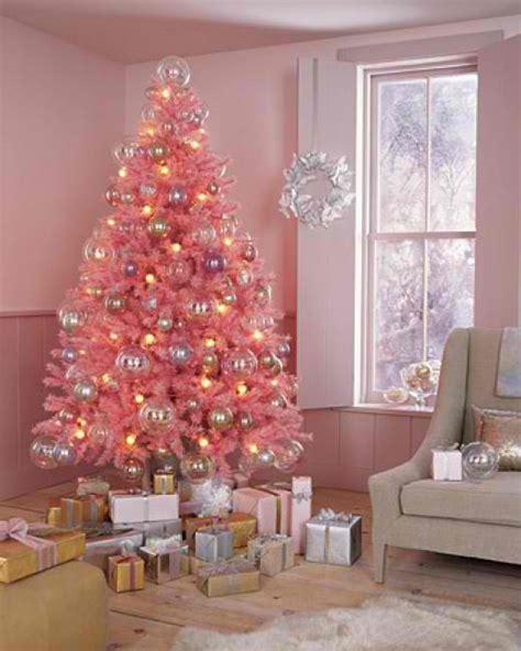 decorating a pink christmas tree 37 inspiring tree decorating ideas decoholic
