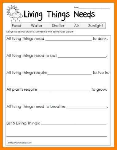 grade science worksheets worksheet for grade 3 science livinghealthybulletin