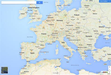 imagenes satelitales mejores que google earth un vistazo al nuevo google maps