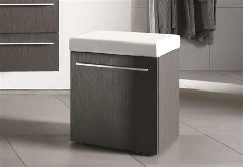 Badezimmer Vanity Hocker x large stool by duravit stylepark