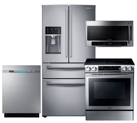kitchen marvellous samsung kitchen appliance bundle 4