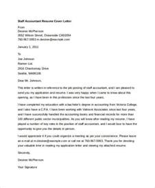 cover letter for staff accountant entry level accounting resume objective best business pics