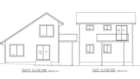 Side View House Plans by Best Of 17 Images Side View House Plans Architecture