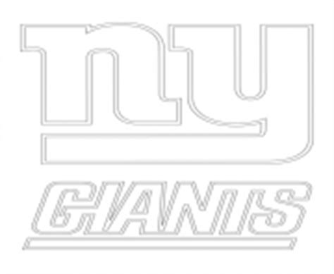 nfl giants coloring pages nfl coloring pages color online free printable