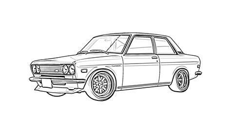 Tshirt Datsun 510 Blubird Bre by Sweet Custom 510 Bluebird T Shirts Starting At 12 99