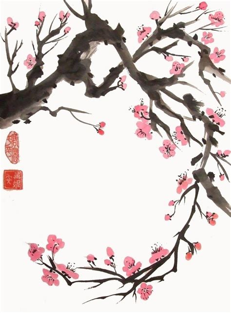 plum blossom tattoo 17 best images about sumi e on